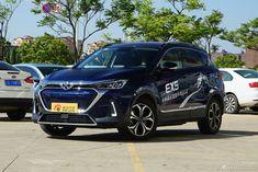北汽新能源EX5