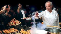 霸屏奥斯卡晚宴24年 明星大厨如何喂饱好莱坞