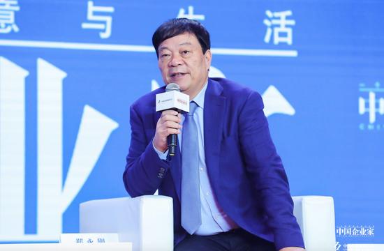 郑永刚:做职业企业家就像做和尚一样 要六根清净