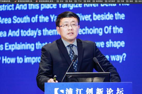 张玉鑫:高起点、高标准、高质量绿色发展雄安新区