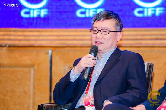 链极智能董事长庞引明出席第十六届中国国际金融论坛