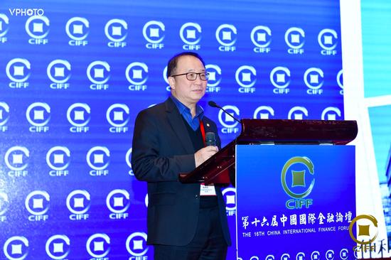 陈坤明:中小企业融资环境重点并不在贵 而在融资难