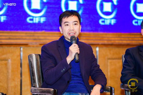 金丘联合创始人韩根出席第十六届中国国际金融论坛