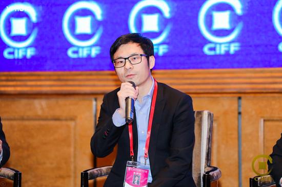 邵建良出席第十六届中国国际金融论坛