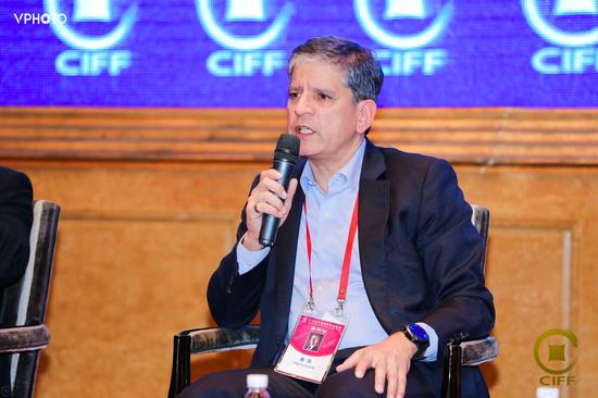 R3亚太区总经理魏凯出席第十六届中国国际金融论坛