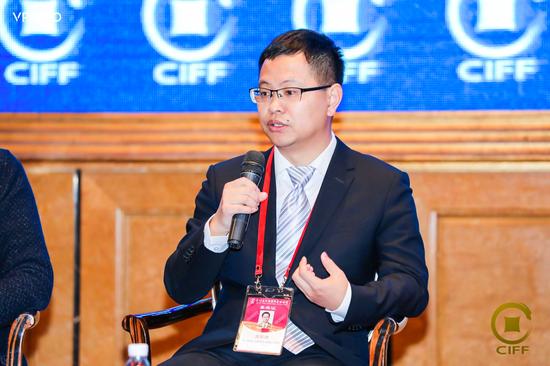 陈宏鸿谈区块链:在金融里完全做到去中心是很难的