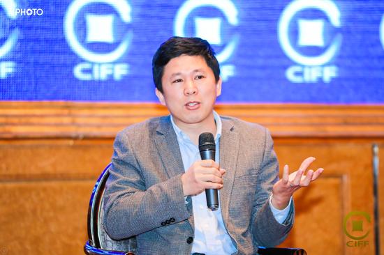 高庆忠:未来区块链更革命性的技术是用在价值传递上