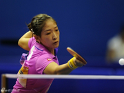 刘诗雯:开赛前险些被逼疯 目标就是里约奥运