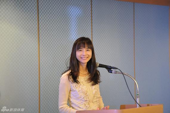 日本著名女棋手梅泽由香里(资料图)