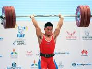 朝鲜举重名将药检呈阳性 谌利军奥运夺金去劲敌