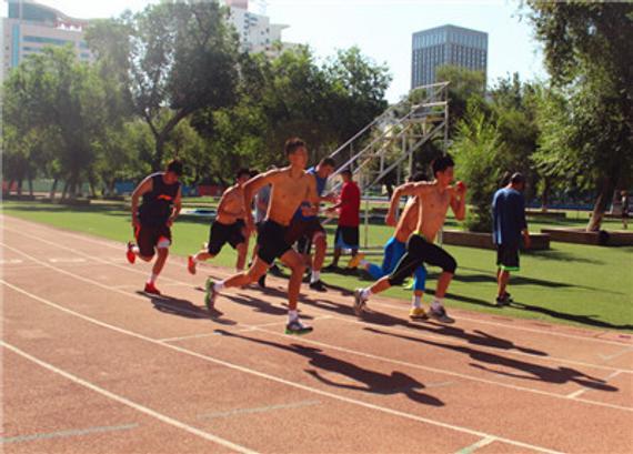新疆男篮全队曾经调集备战新赛季