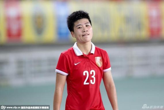 中国女足主力后腰任桂辛突然受伤无缘奥运