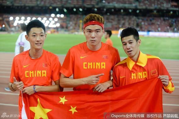 中国跳远人才出现井喷