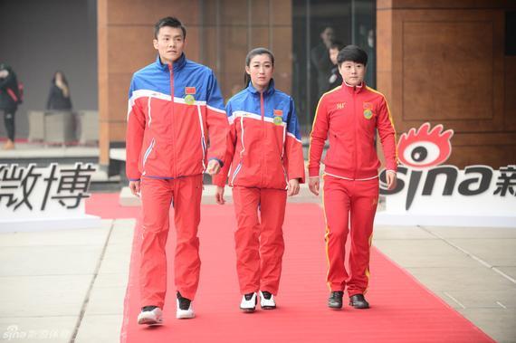 中国现代五项队里约再冲奖牌