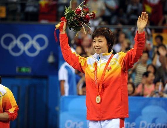 张怡宁、王楠和刘诗雯均四次夺冠