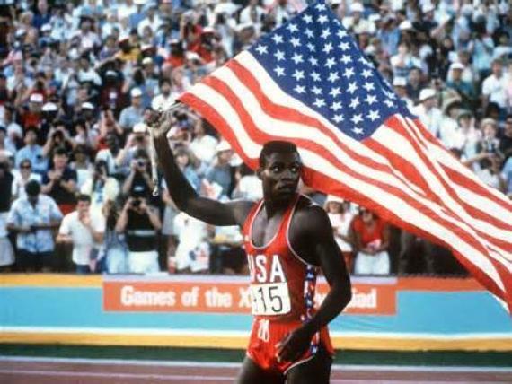 卡尔-刘易斯获得过九枚奥运会金牌