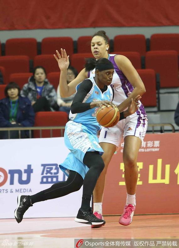 上海女篮险胜北京女篮