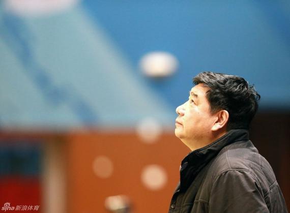 中国射击队总教练王义夫 资料图