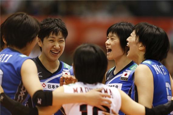 日本赢球?谁在乎?