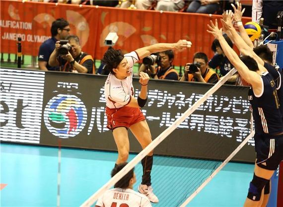 中国队表现出色