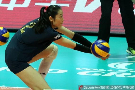 21岁的朱婷即将迎来奥运首秀