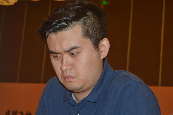 中国象棋第一人王天一