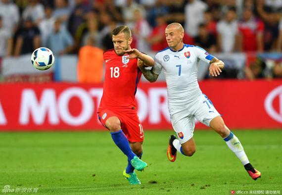 威尔谢尔重返英格兰代表队