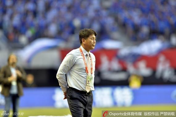 韩国教练朴泰夏率延边取中超历史首个客场胜利