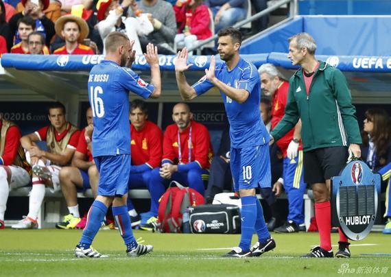 德罗西受伤 莫塔累积黄牌停赛