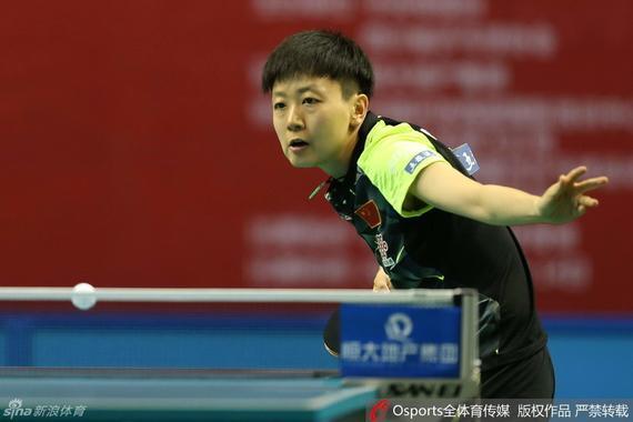 中国女乒队员木子