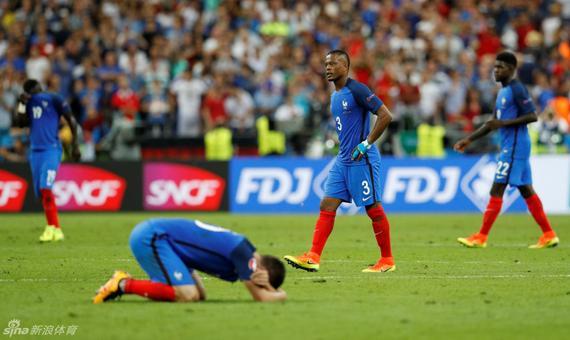 法国无缘冠军