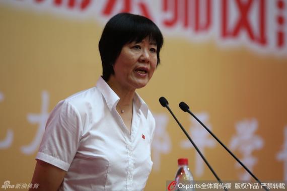郎平朱婷入围年度最佳候选人