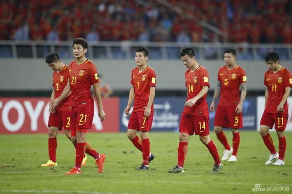 国足主场0-0战平伊朗队。