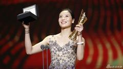 中国女排获十佳劳伦斯最佳团队 魏秋月盛装领奖