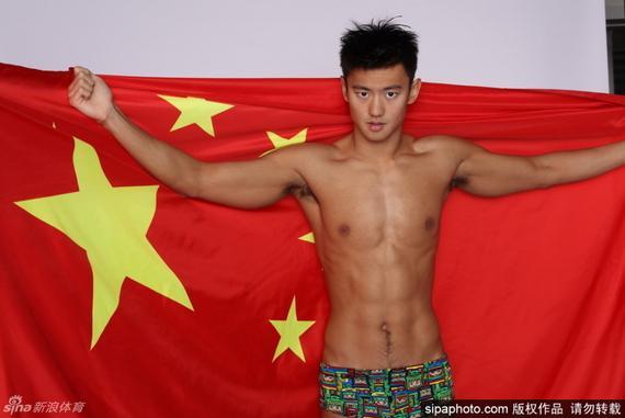 宁泽涛将迎奥运首秀