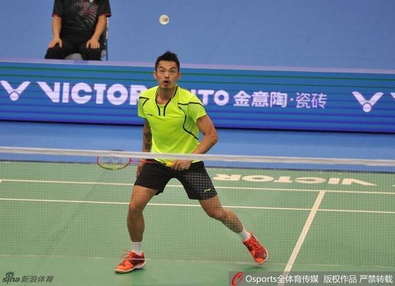 林丹率北京男队夺冠