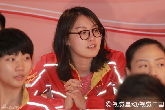 古灵精怪的傅园慧让刁钻的香港记者也十分喜爱