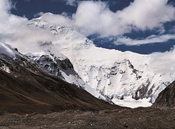 西藏雪山(资料图)