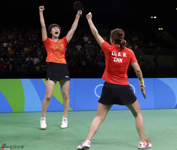 刘诗雯和丁宁将参加女乒世界杯的比赛