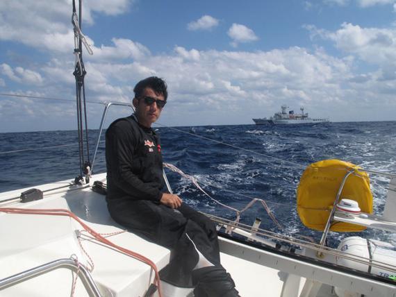 周超视点:航海这项运动 离我们实在太遥远
