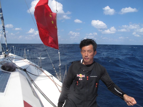 郭川船长,你在哪里?