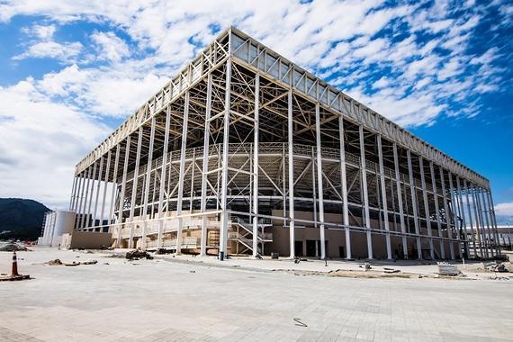 里约奥运场馆