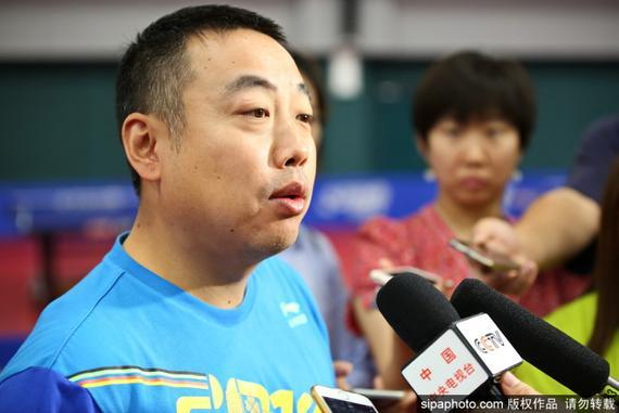 刘国梁决定正确吗?