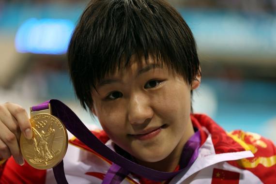 叶诗文再战奥运