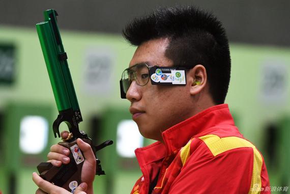 中国神枪手庞伟