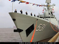 中国驱护舰一神秘设备让俄沉默