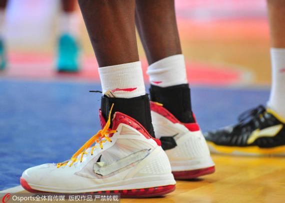 篮协出台了新赛季贴标鞋管理办法