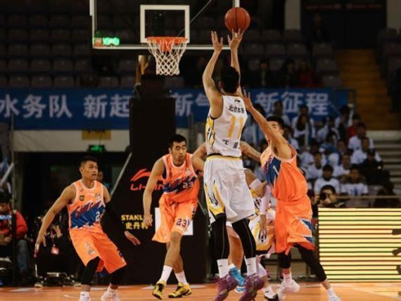 上海客场负北控