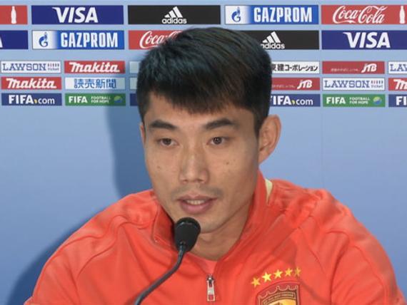 郑智代表中国男足国家队参与金球奖投票
