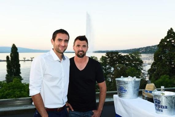西里奇和伊万尼塞维奇已经结束合作